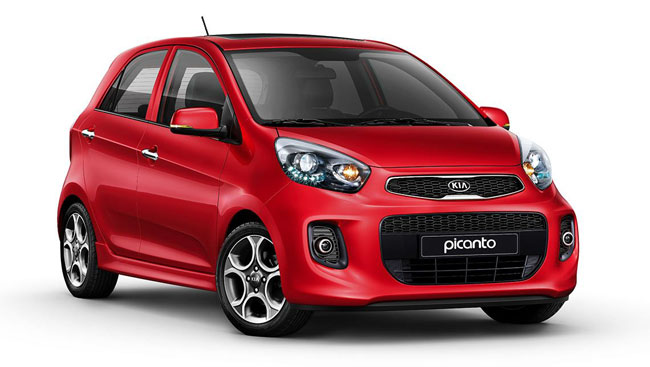 location de KIA PICANTO BVA en Tunisie