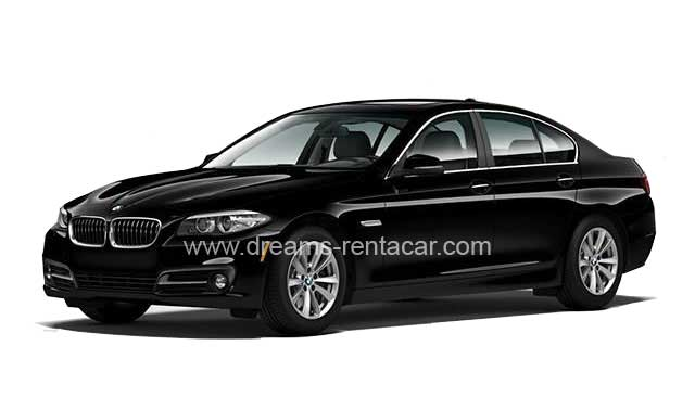 photos de la BMW 520i Modern BERLINE PRESTIGE