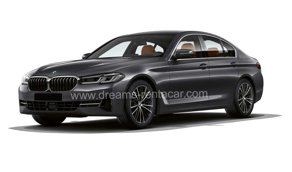 photos de la BMW 520i BUSINESS LINE PLUS BERLINE PRESTIGE