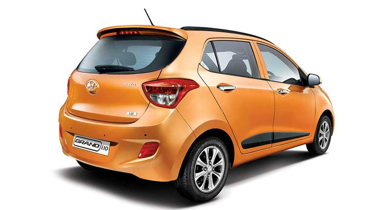 location de HYUNDAI GRAND I10 BVA en Tunisie