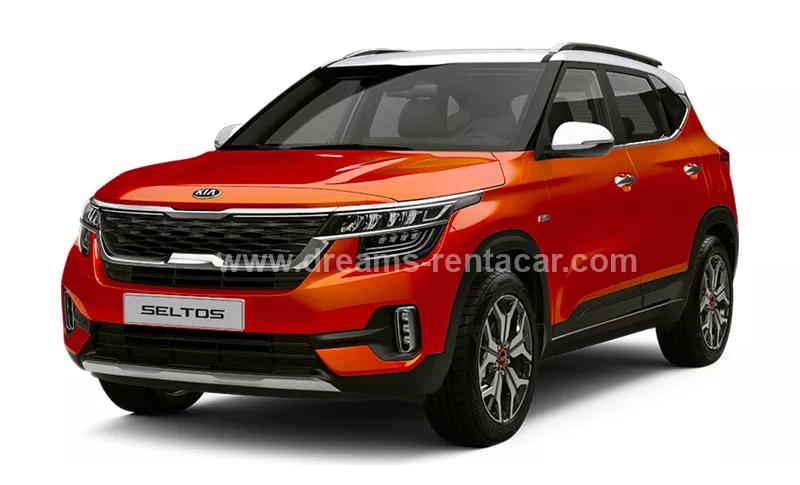 Location de voiture longue durée Tunisie LLD: Offre de KIA SELTOS 1.4T GDI récente ou 0 km