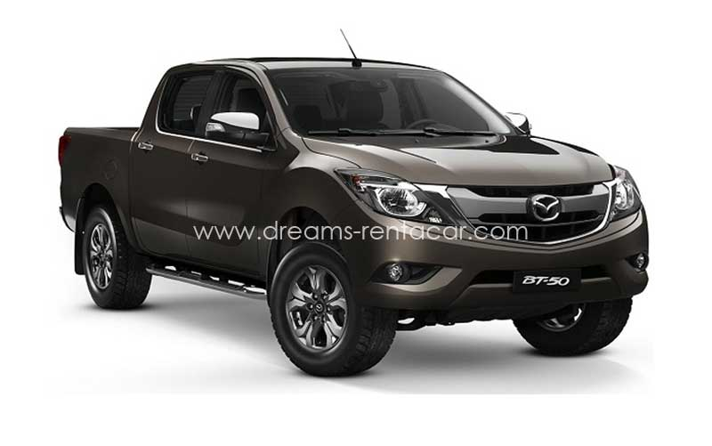 photos de la MAZDA BT-50 PRO DOUBLE CABINE 4X4 PICK-UP