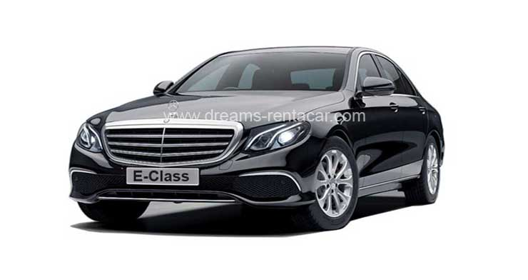 MERCEDES  E-CLASS EXCLUSIVE LINE