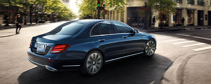 location de MERCEDES  E-CLASS EXCLUSIVE LINE en Tunisie