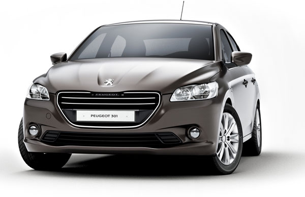 location de PEUGEOT 301 en Tunisie