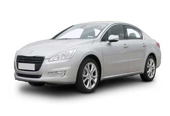 location de PEUGEOT 508 BVA en Tunisie