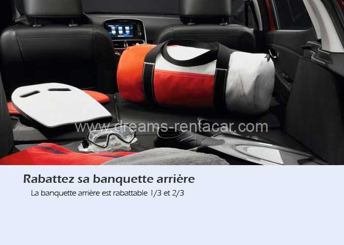 location de RENAULT CLIO 1.2L LIFE PLUS en Tunisie