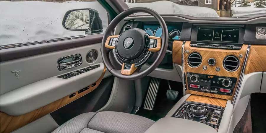 Le SUV le plus cher du monde