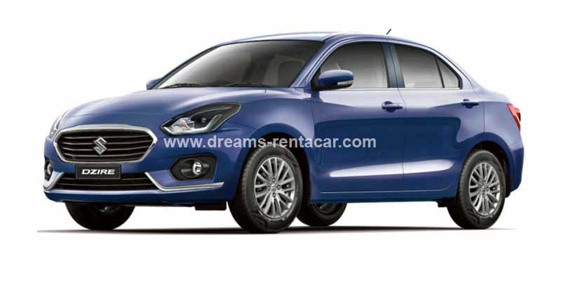 photos de la SUZUKI DZIRE GL BVM BERLINE