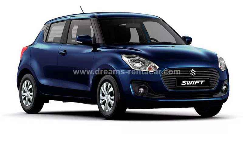 photos de la SUZUKI SWIFT GL BVM CITADINE